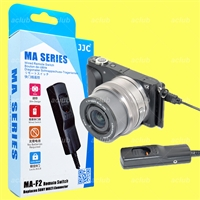 JJC MA-F2 Remote Shutter Control Cable for SONY Multi Interface A6000 A7 A7R A7S