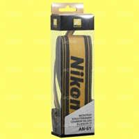 Nikon AN-6Y Nylon Wide Neck Strap