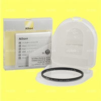 Genuine Nikon NC 77mm Neutral Color Filter Clear 77 mm