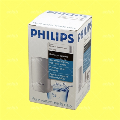 Philips WP3911 Micro Pure Replacement Filter Cartridge for On Tap Water Purifier