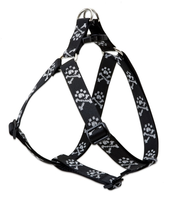 "Lupine 1"" Bling Bonz 19-28"" Step-in Harness"
