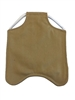 Hen Saver Single Strap Chicken Apron/Saddle, Small, Khaki