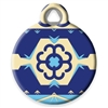 Dog Tag Art Lupine Fair Isle -DTA-MB644