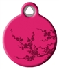Dog Tag Art Lupine Plum Blossom - DTA-12094