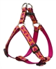 "Lupine 3/4"" Heart 2 Heart 20-30"" Step-in Harness"