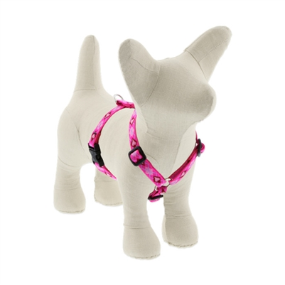 "Lupine 1/2"" Puppy Love 9-14"" Roman Harness"