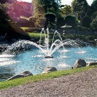 Kasco Marine J Series Decorative Fountain 1400JFL050