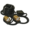 Kasco Marine LED3S19-150 LED 3 Light Kit 150 ft. Power Cord