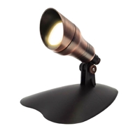 4-Watt LED Bronze Spotlight