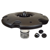 0.5HP EcoFountain with 200' Cord & 3 Nozzles — AEF15000-200