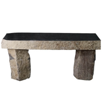 Picnic Table Basalt (No Stools)