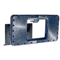 "8.5"" Compact Skimmer Face Plate Assembly CW8500"