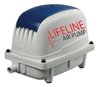 LL-80 LifeLine Air Pump — 2.8 CFM for 10,000 Gallon Pond