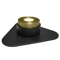 1-Watt LED Brass Puck Light