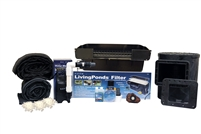 1,050 Gallon Pond Package with 18-Watt UVinex System PP1050UV