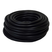 "20' of ⅜"" Weighted Black Vinyl Tubing"
