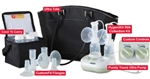 Ameda's Purely Yours Ultra Double Electric Breast Pump