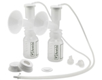 Ameda Dual HygieniKit Milk Collection System