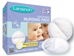 Lansinoh Disposable Nursing Bra Pads 36's