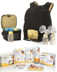 Medela Pump in Style Advanced Backpack Breast Pump with Free Bundle Set