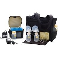 Medela Pump In Style® Advanced - On-the-go Tote Free Shipping within 48 US States Call For Price & Ordering Call (800) 817-2950