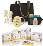 Medela Freestyle Hands-Free Breast Pump with Free Bundle Set