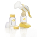 Medela Harmony Manual Breast Pump Kit BPA Free