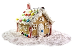 Sugar Cookie Holiday House Kit