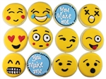 Smiley Emoji Sugar Cookies