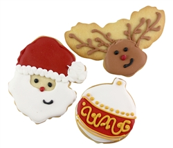 Jingle All the Way Sugar Cookies