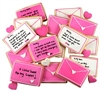 Love Notes Sugar Cookies