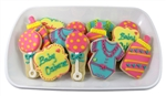 Small party platter cookies, dessert