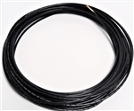 18 GAUGE TFFN TEWN WIRE BLACK 600V COPPER STRANDED GROUND WIRE