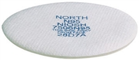 North® by Honeywell N95 Filter For 5400, 5500, 7600 And 7700 Series Respirators