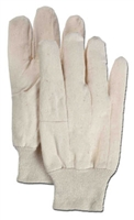 8oz COTTON CANVAS GLOVE - KNIT WRIST