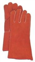 WELDING GLOVE - RUST COLOR