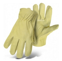 GRAIN LEATHER DRIVER GLOVES - PIGSKIN