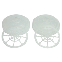 North® by Honeywell Filter Retainer for 7506N95, 7506N99 and 7506R95 Filters when used with Gas and Vapor Cartridges