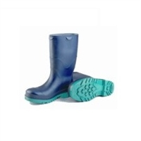 STORMTRACKS PVC KIDS' OVER-SOCK BOOTS - NAVY