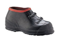 "Servus® By Honeywell Black 5"" Rubber Premium Supersized 2-Buckle Overboots w/ Rugged Ribbed™ Outsole"