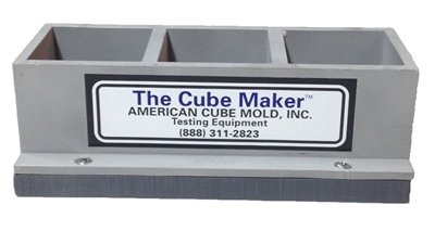 The Cube Maker Metal Cube Mold Only- ACM-21