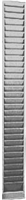 Stainless Steel, ID Badge Rack, 30 pocket