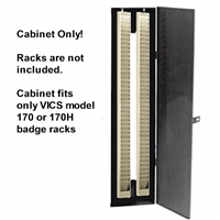 Lockable Security Cabinet for Badge Racks #170