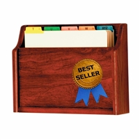 1 Pocket Wall File Holder
