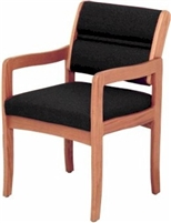 Standard Leg Chair With Arms