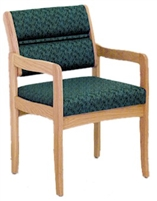 Standard Leg Chair With Arms (Designer)