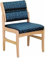 Standard Leg Chair Without Arms