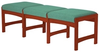 Triple Bench (Designer)