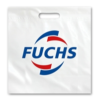 Fuchs Plastic Exhibition Bags - Pack of 200