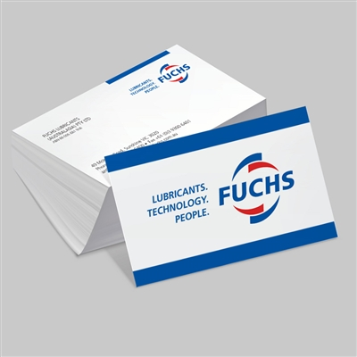 FUCHS Company Business Cards